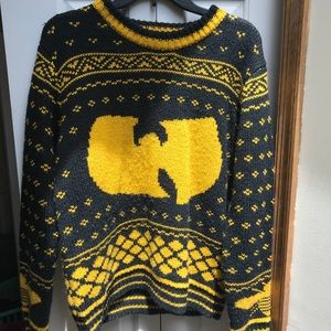 Shredders Sweaters Wu Tang Christmas Sweater Poshmark